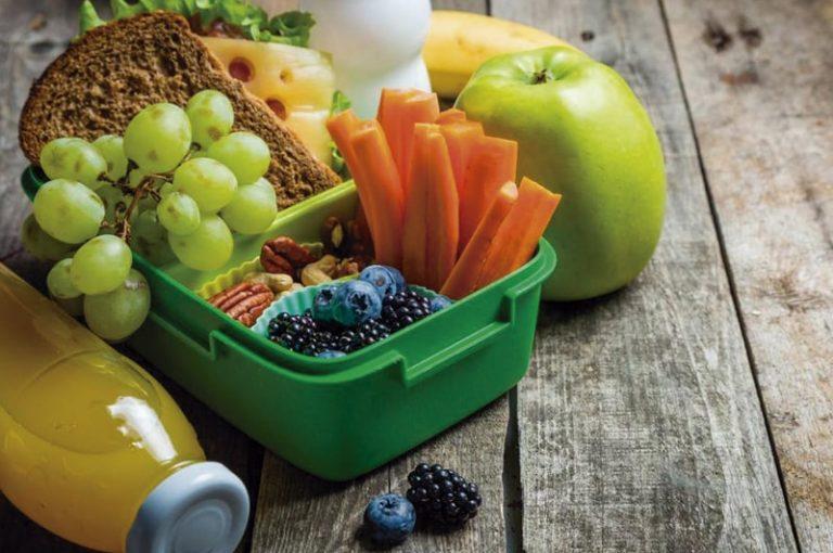 Desayunos fáciles y saludables para el cole
